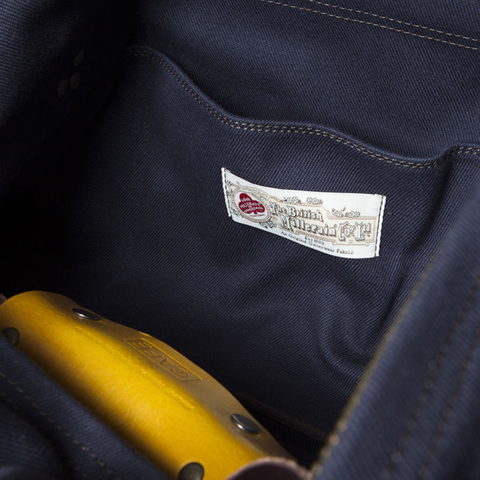 Navy BC Liberica Roll-Top Backpack    Bombinate