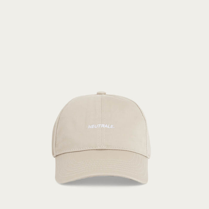 Beige Snap Cap | Bombinate