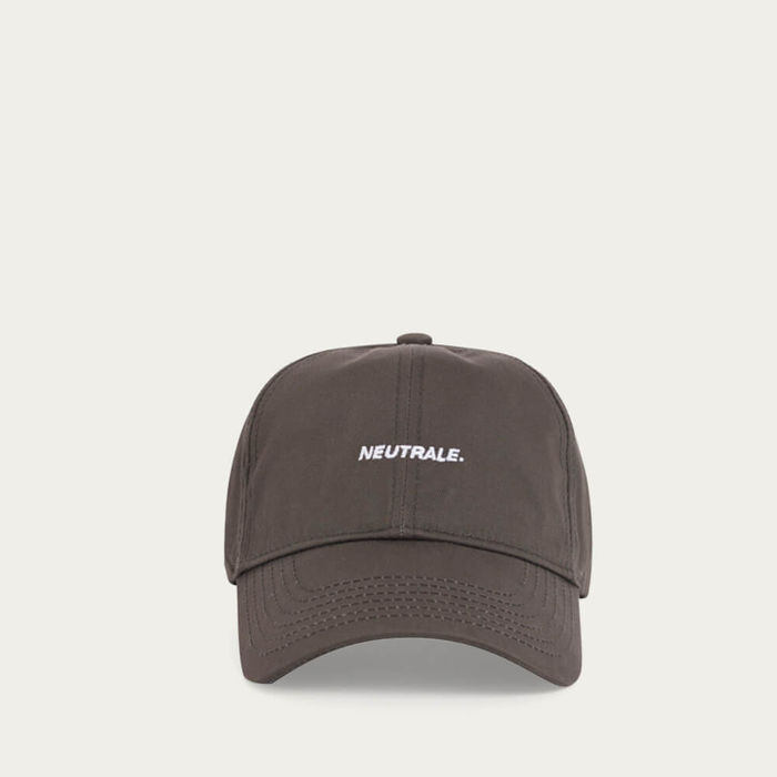 Anthracite Snap Cap   Bombinate