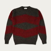 Brown Bayer Knitwear | Bombinate