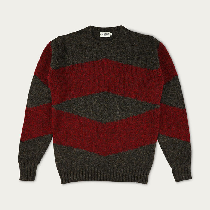Brown Bayer Knitwear   Bombinate