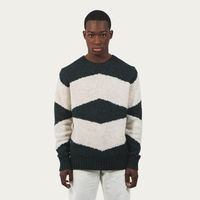 Dark Green Bayer Knitwear | Bombinate