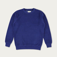 French Blue Bill Sweater | Bombinate