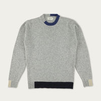 Light Grey Stölzl Knitwear | Bombinate