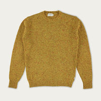 Orcher Yellow Kadinski Knitwear | Bombinate