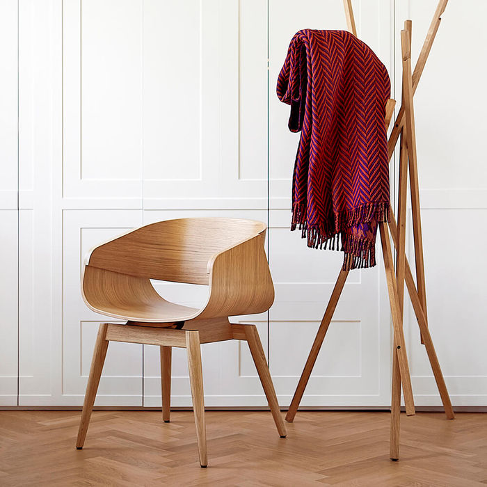 Natural Oak 4th Armchair | Bombinate
