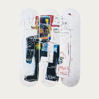Irony of a Negro Policeman Basquiat | Bombinate