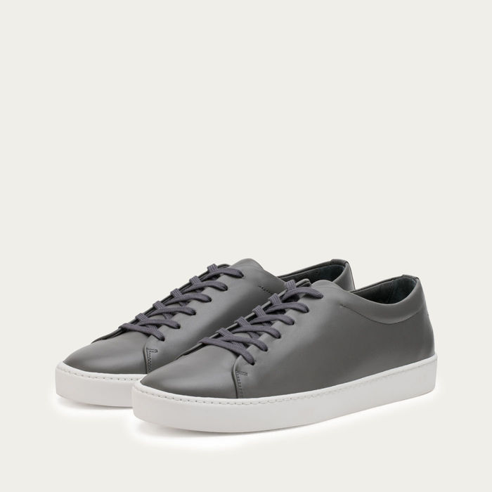 Grey Royal Sneakers | Bombinate