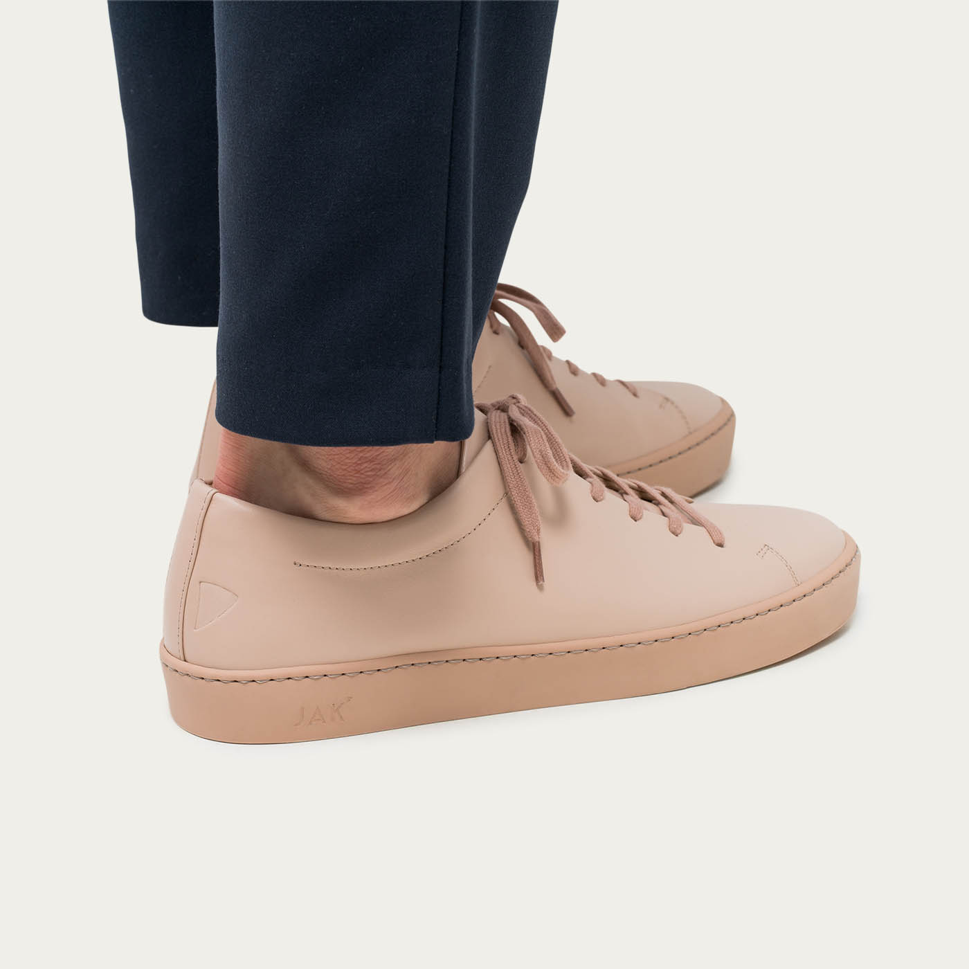 Nude Royal Sneakers | Bombinate