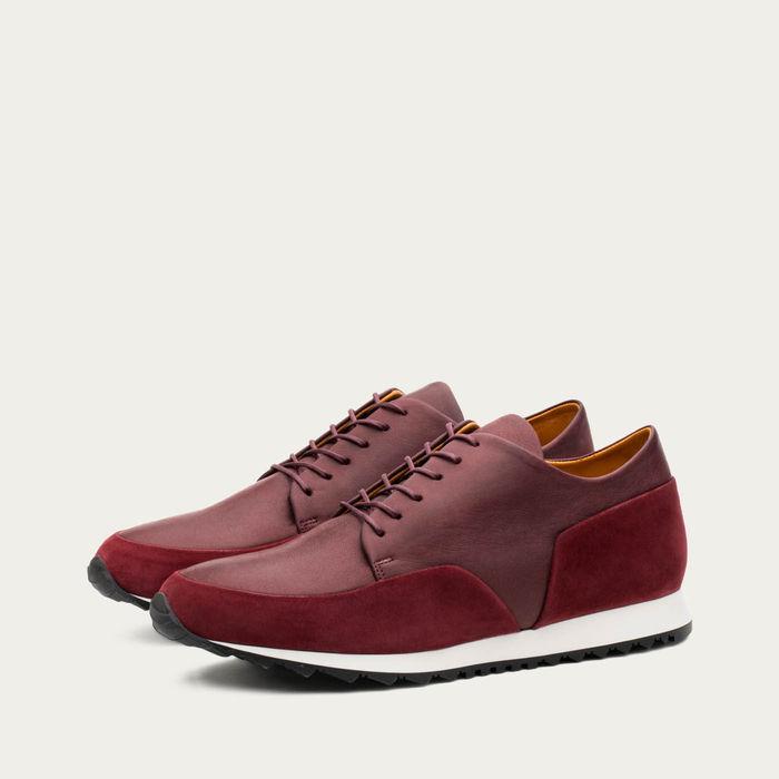 Grape Olympic Sneakers | Bombinate