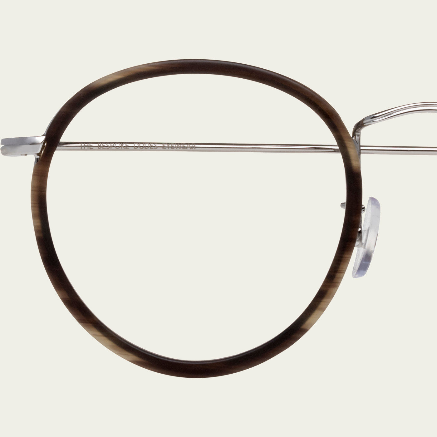 Horn Optical Crossbreed Glasses | Bombinate