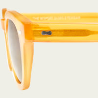 Honey / Bottle Green Donegal Sunglasses | Bombinate