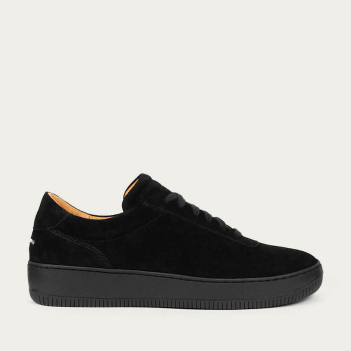 Black Clement Suede | Bombinate