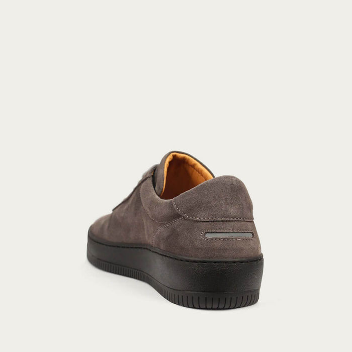 Grey Clement Suede | Bombinate