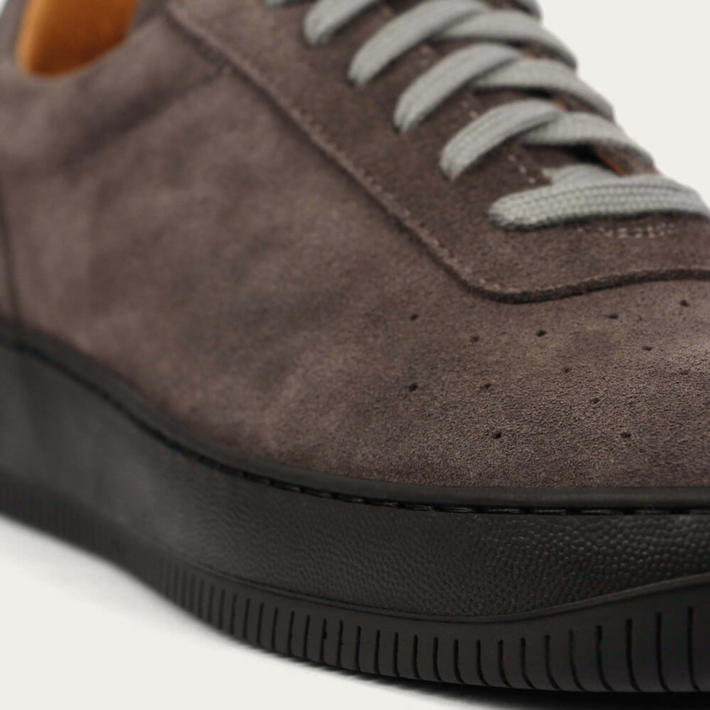Grey Clement Suede   Bombinate