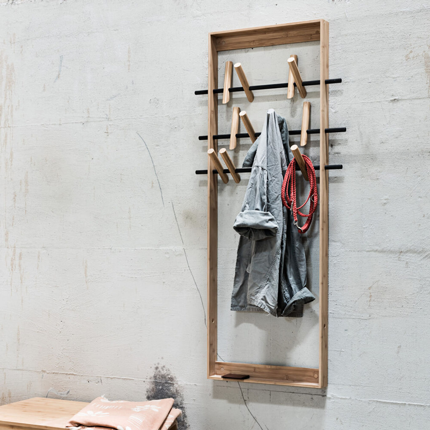 Natural Coat Frame | Bombinate