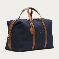 Midnight Blue-Cuoio M/S Avail | Bombinate