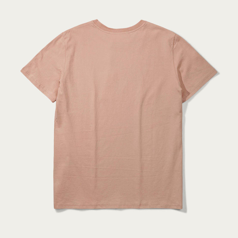 Dusty Pink Guy Logo Tee  | Bombinate