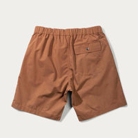 Rust Paper Shorts  | Bombinate