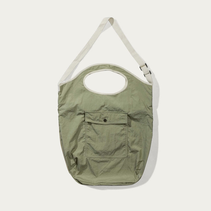 Green Scandi Shoulder Bag  | Bombinate