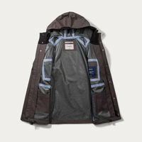 Brown Technical Base Jacket 2.0 | Bombinate