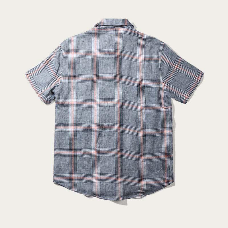 Anholt Linen Shirt | Bombinate