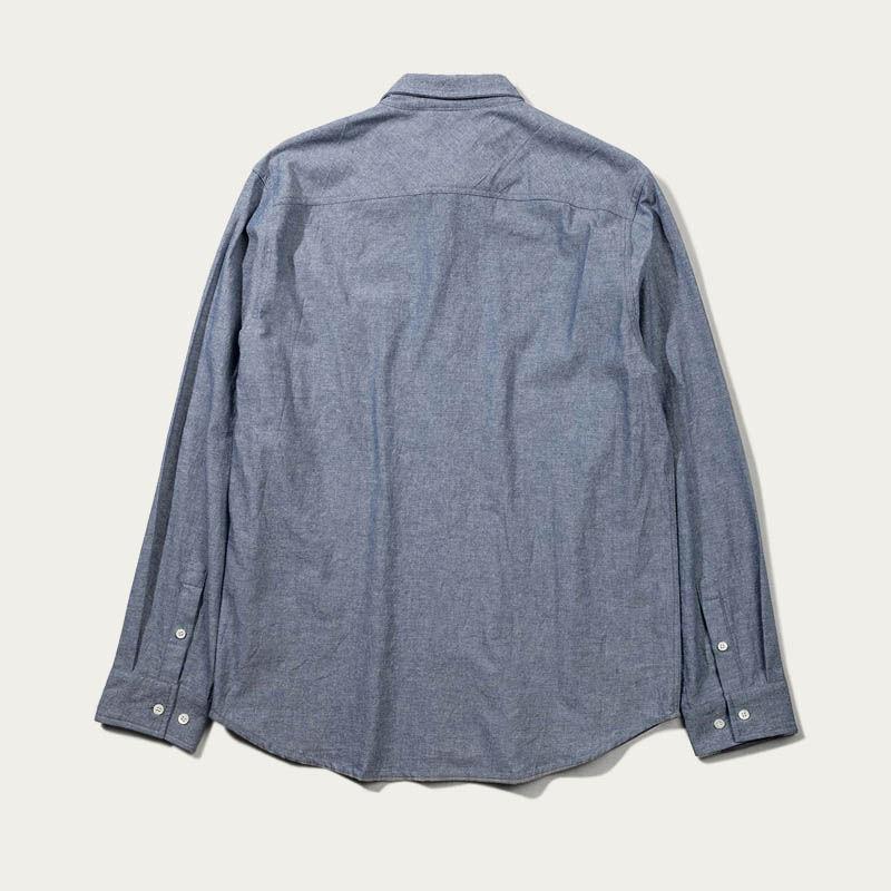 Wyatt Chambray Shirt | Bombinate