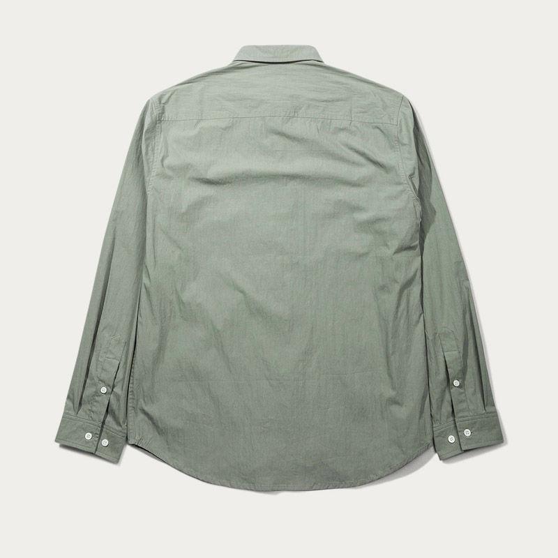 Light Green Paper Shirt  | Bombinate