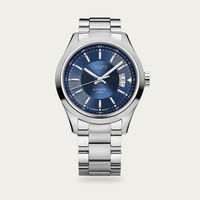 Steel with Blue Dial Osvay 500 Watch | Bombinate