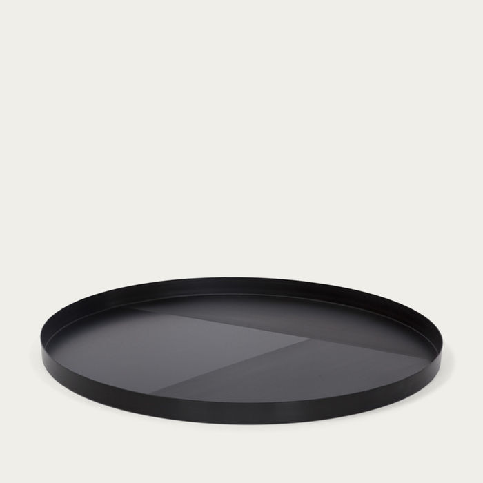 Black Sandpaper Tray | Bombinate