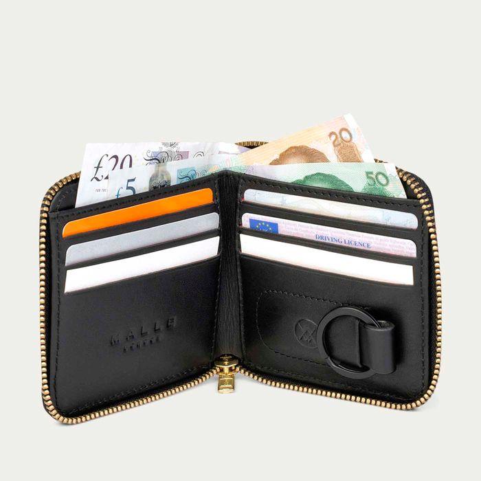 Moto Zip Wallet  | Bombinate