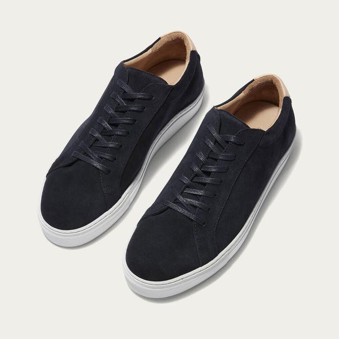 Ink Suede Series 1 Suede Sneakers | Bombinate
