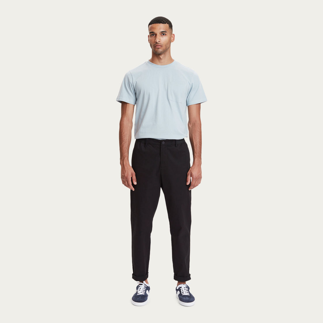 Black Century Trousers | Bombinate