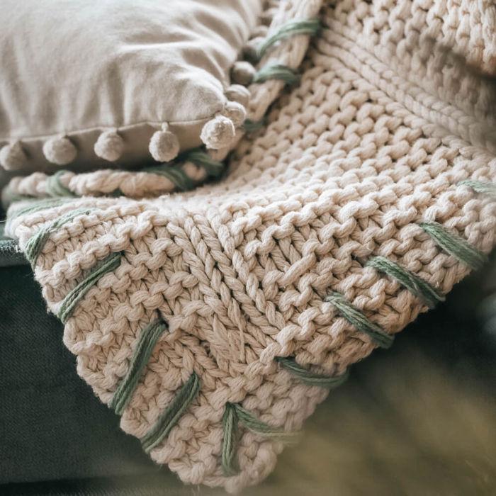 Cotton Throw | Bombinate