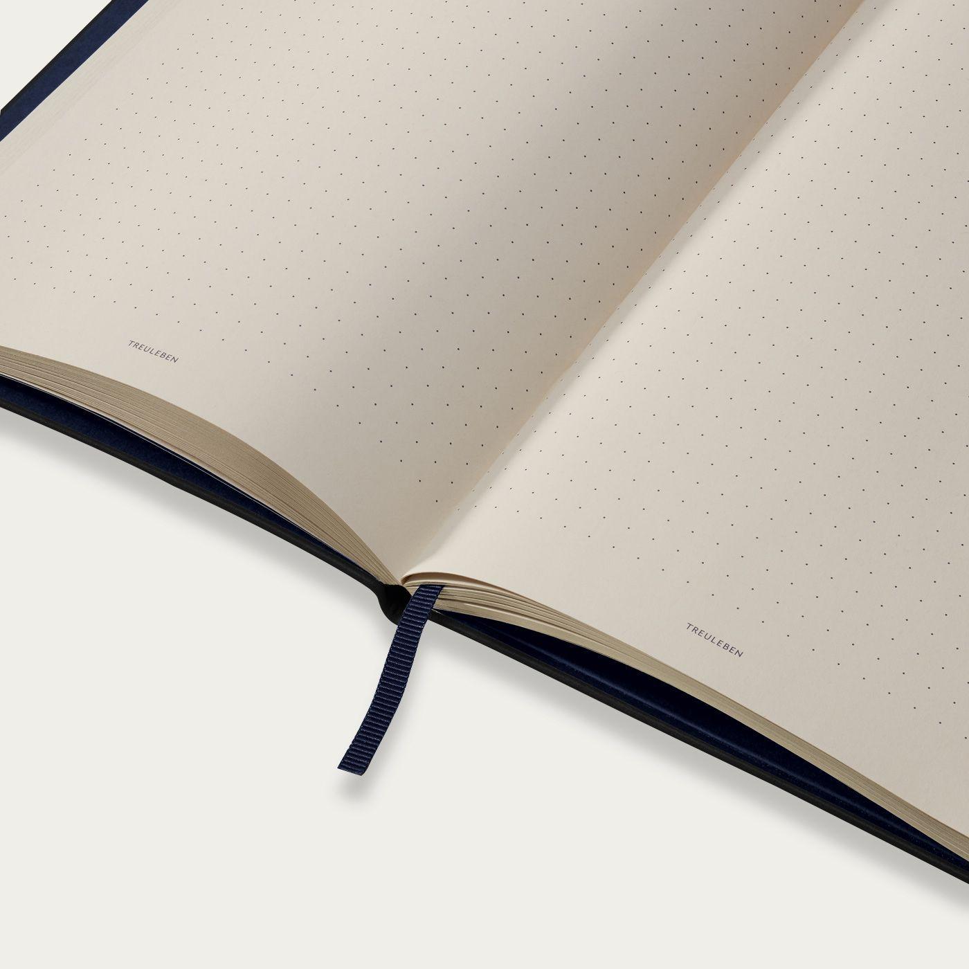 Nero Journal M Dotted | Bombinate