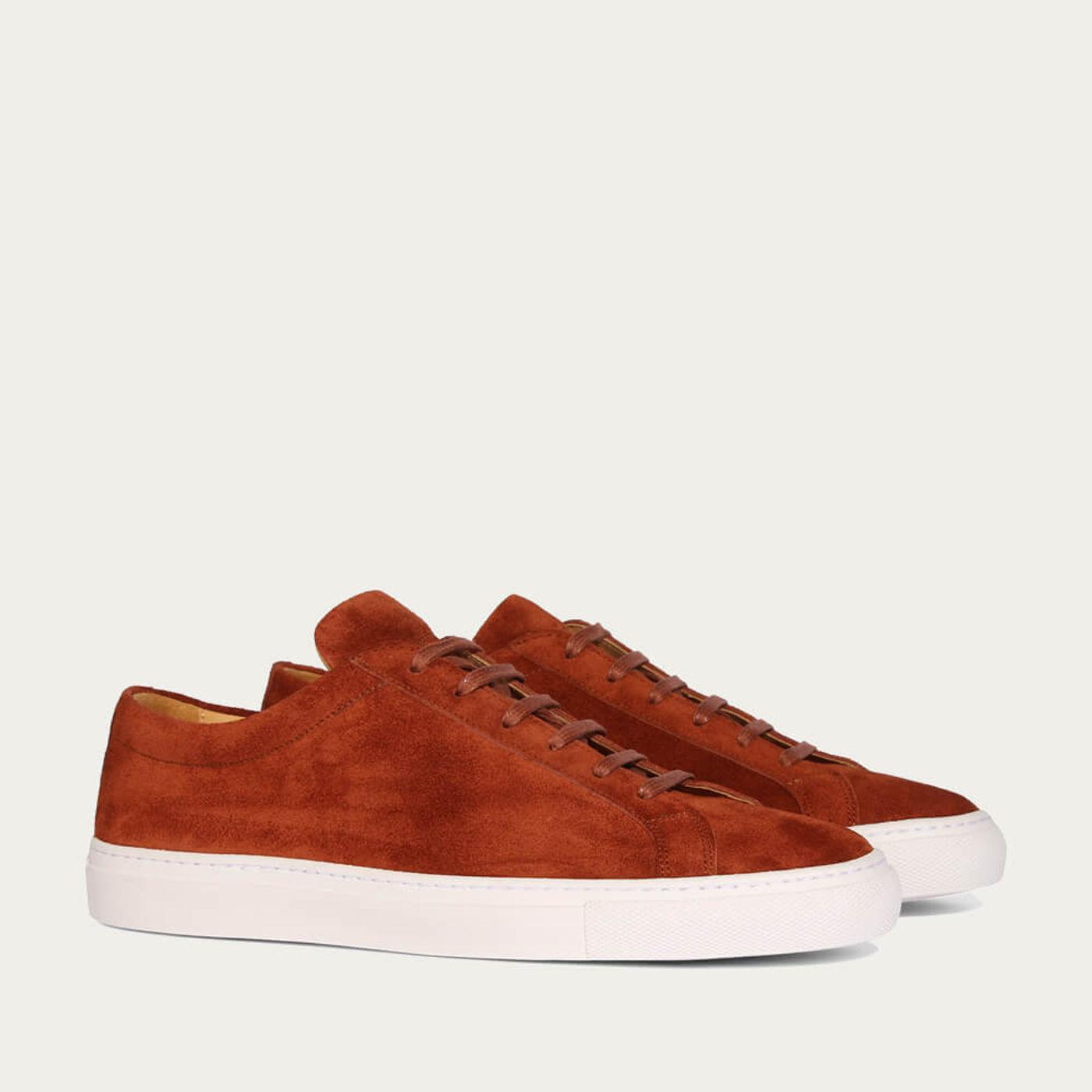 Sienna Cambridge Suede Sneaker | Bombinate