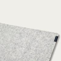 Grey Felt & Cork Mouse Pad   Bombinate