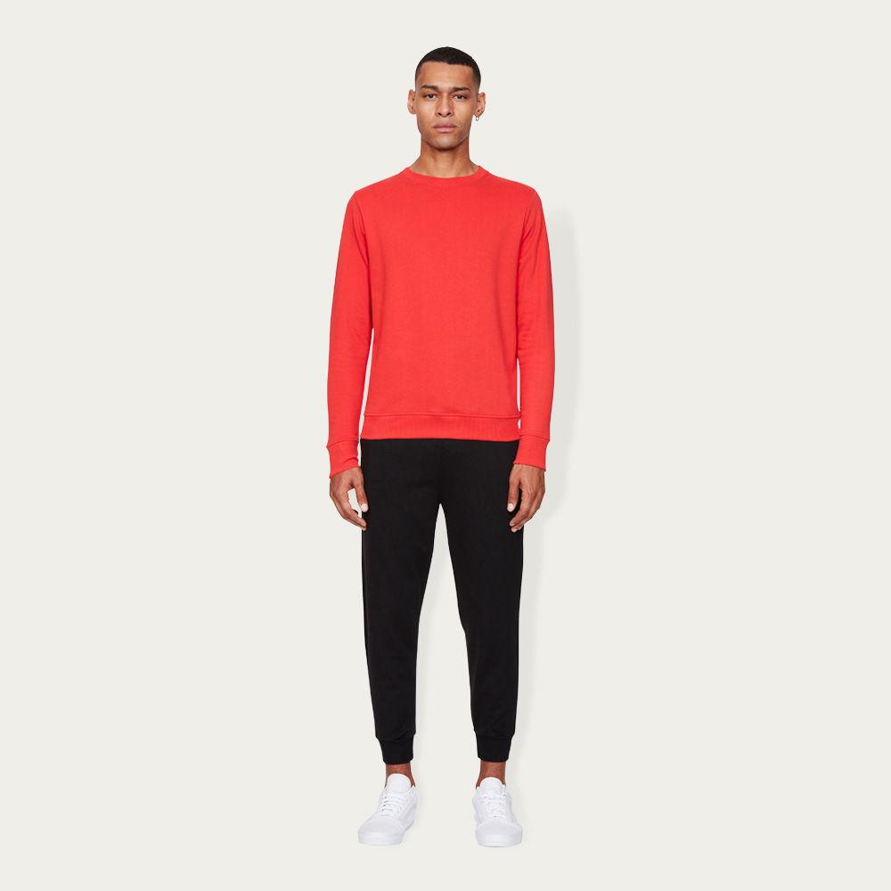 Red Make Good Classic Sweatshirt    Bombinate