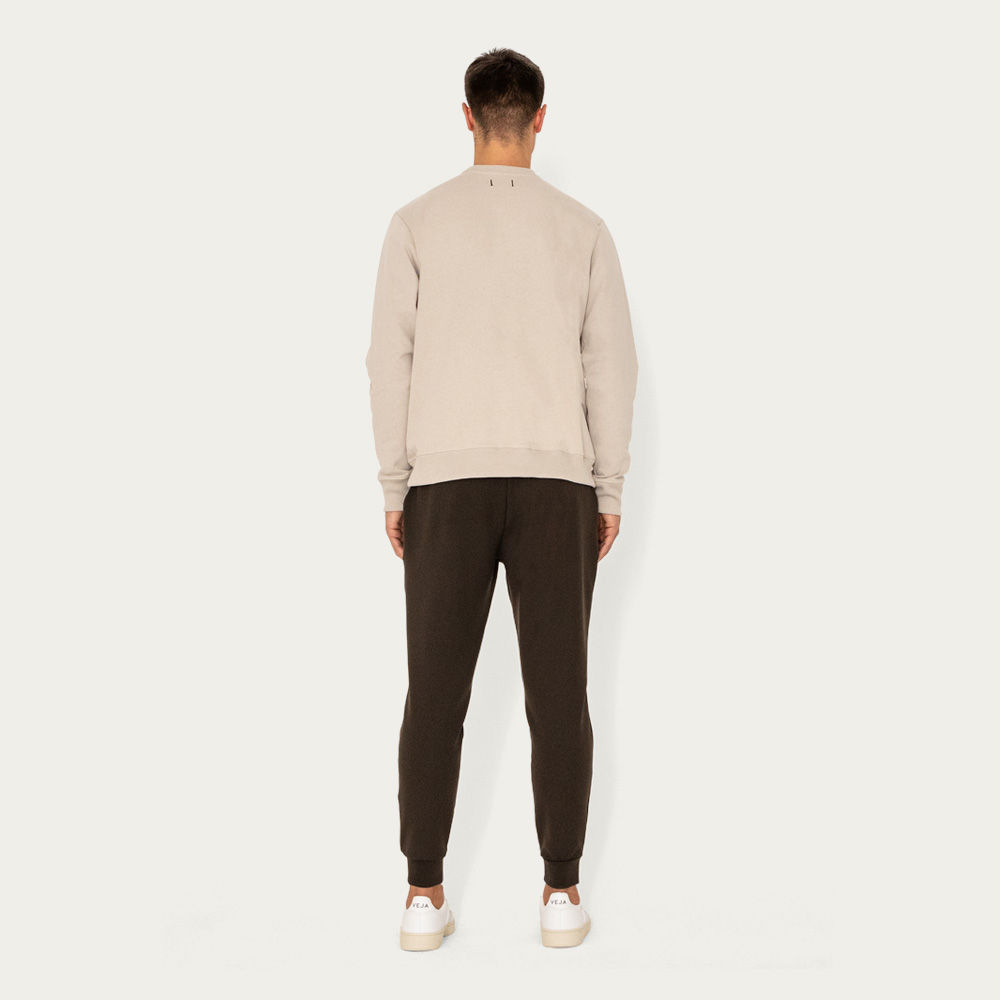 Clay Human Kind Classic Sweatshirt  | Bombinate
