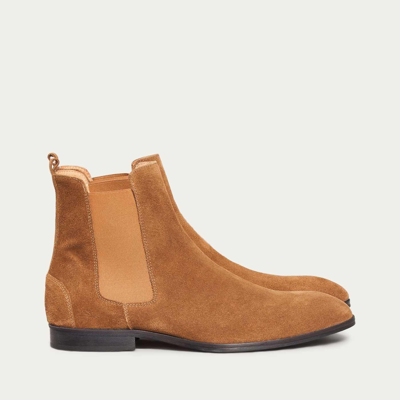 Camel Fischeri Boots | Bombinate