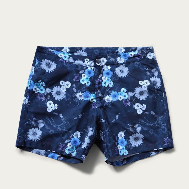 7cb6d6fc61 Riz Boardshorts | Wave Flower, Night Buckler Short | Bombinate