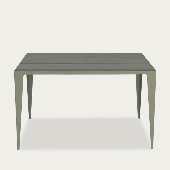 Lavender Leaf Green Chamfer Table | Bombinate