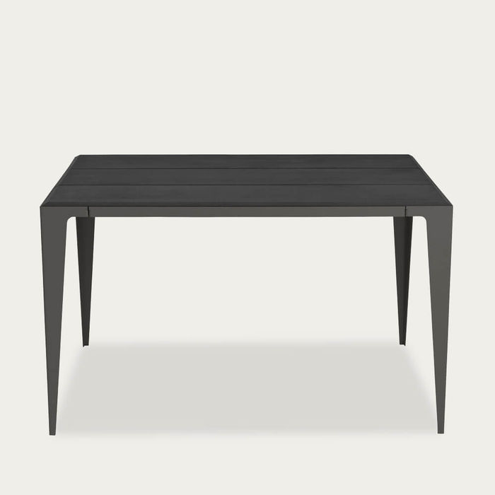 Slate Black Chamfer Table | Bombinate