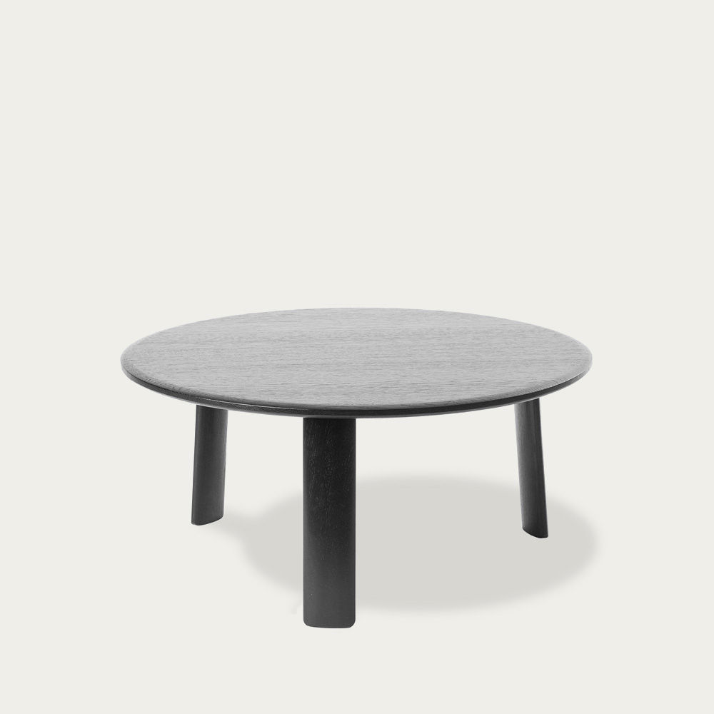 Black Alle Coffee Table Large | Bombinate