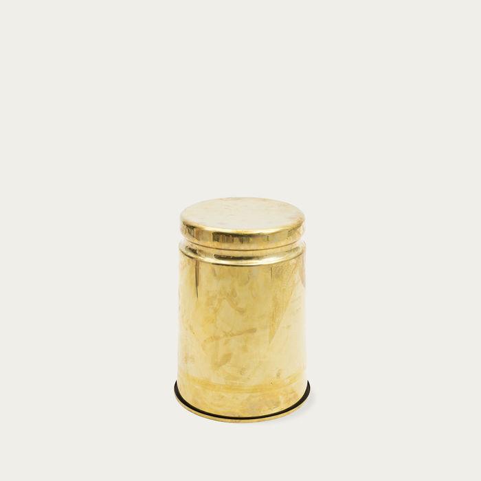 Brass Last Stool by Max Lamb | Bombinate
