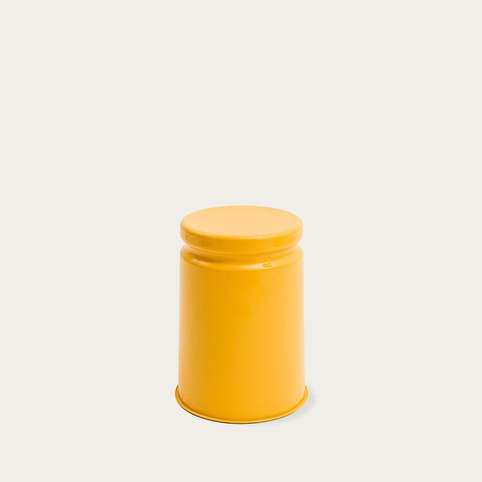 Yellow Last Stool by Max Lamb   Bombinate