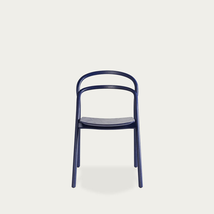 Blue Udon Chair by Staffan Holm | Bombinate
