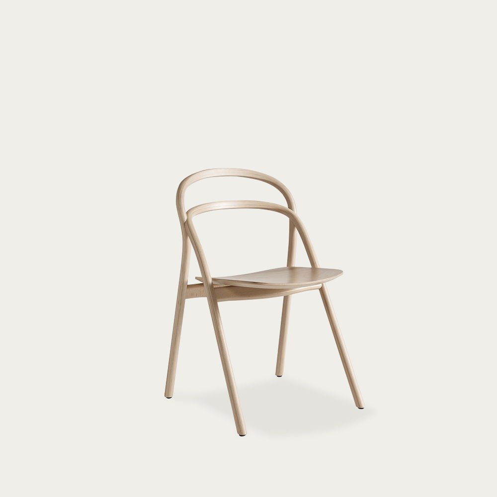 Natural Udon Chair by Staffan Holm | Bombinate