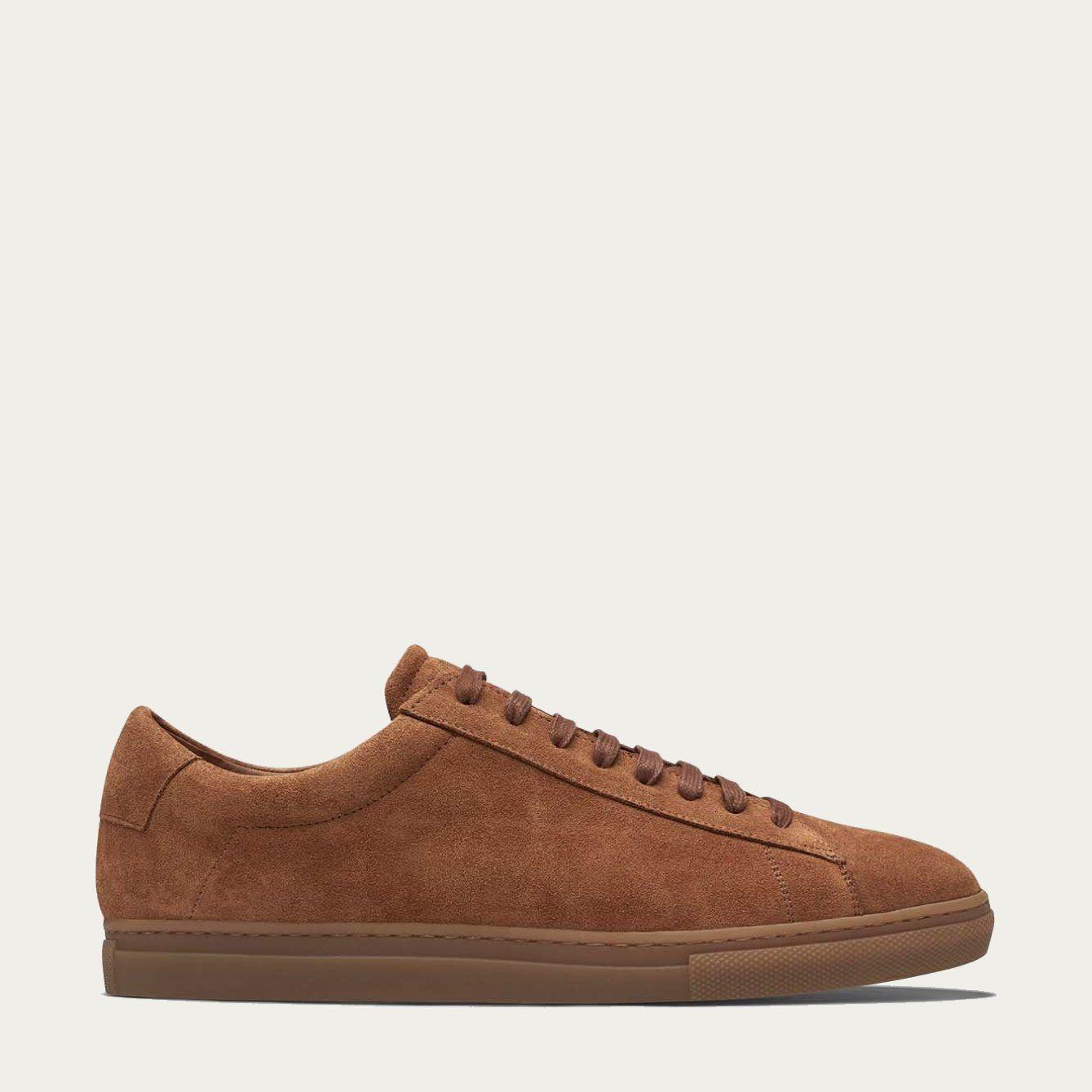 Brick Suede Low Sneakers 0
