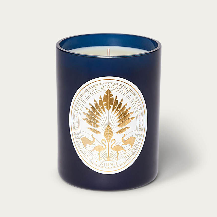 Sable Cypres Candle | Bombinate